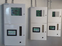 environmental room control systems
